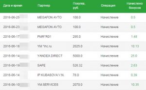 Бонусы Спасибо за Яндекс-Директ