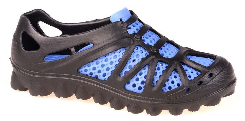 Комби Степ закрытый голубой - EVA Shoes.