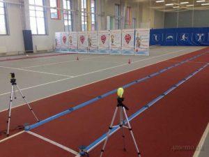Оценка скоростных качеств: бег на 15 метров