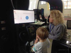 Тестирование координационных способностей у детей
