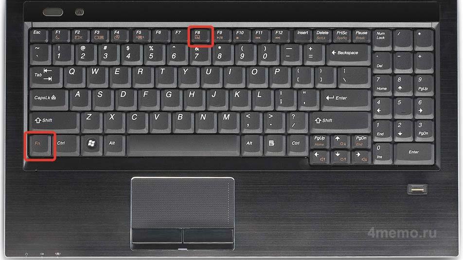 Lenovo B560 TouchPad