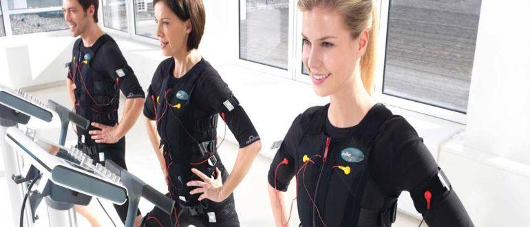 Тренировки в костюме EMS-Trainer